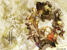 Lineage II by Peblo