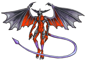 Diablos by Plaze