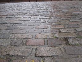 Brick Floor 03 by CamaroGirl666-Stock