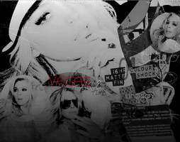 Lindsay Lohan layout by v-hutingdon