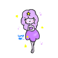 Lumpy Space Princess by DaintyFox