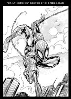SPIDER_MAN by caananwhite