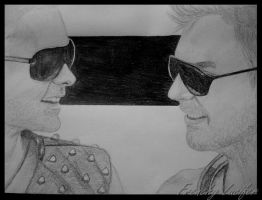 Leto brothers by HLea33