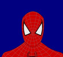 Spider-Man With MSPAINT by redman93