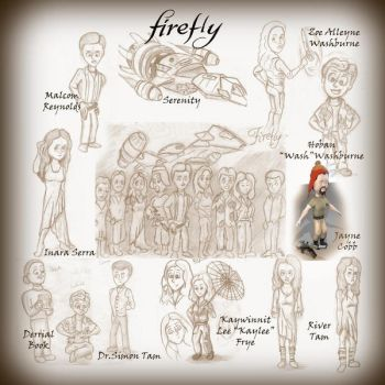 Firefly Project Update by greg156