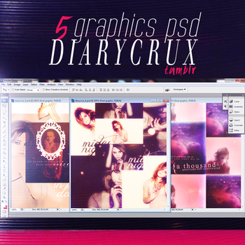 tumblr graphics psd pack by Sx2