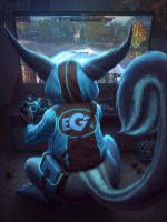 Ratatoskr EGR by Andantonius