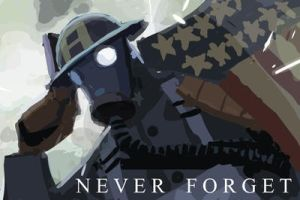Never Forget by VonToten