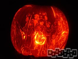 Fullmetal Pumpkin left by A--Anthony