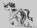 Daily Doodle 378 by Amarynceus
