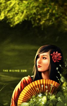The Rising Sun by UVER