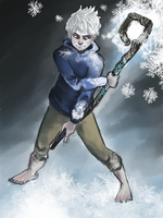 Jack Frost by Capu-Llama-Spark