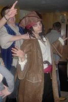 Not everyone luvs Jack Sparrow by Cypher7523