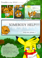 Trouble in the Midst: Pg1_Ch1 by Skyrocker4cats