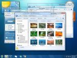Windows XP looks like Windows7 by RenzGIs7