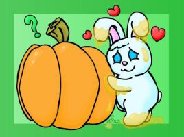 Pumpkin and Honey Bunny by Spidoodle