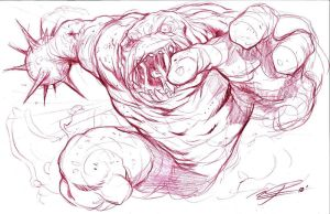 Clayface by millsy1c