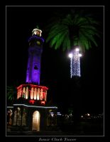 Izmir Clock Tower by skullll