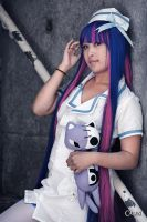 Stocking: nurse ver. by cabusi-photography
