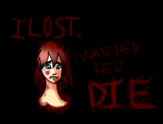 I Watched Her Die by veryberry781