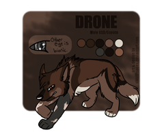 I DO WHAT DRONES DO by xWolfPrincex