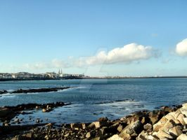 Dun Laoghaire by Siiil