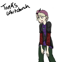 Tonks Whitchurch :Low-A: by CautiousInsanity