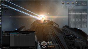 Eveonline - Facing a sun n2 by lv888
