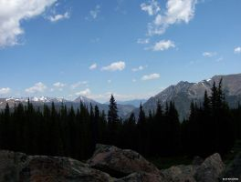 Copper Mountain View by qlutch