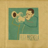 Hugh Masekela by modigio
