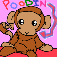 POODIN by drawn2life