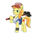 Dead Rising - Braeburn as Dick by MattX16