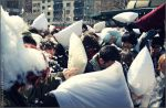 NYC pillow fight 2008 II by Tenshi-Ayane