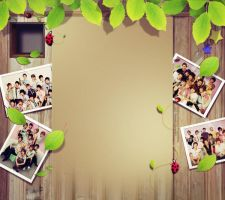 Super Junior FREE YT background -S.P.06 by demeters