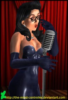 The Baroness Sings by The-Mind-Controller
