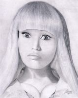 Nicki Minaj by Un-Willing
