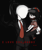 .:Slender dad:. by Sugarbunny101