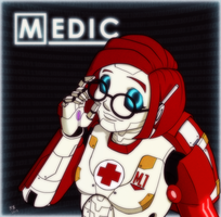 M.E.D.I.C. by BadEnoughDude