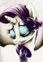 Another Rarity Edit. by PoniesInHats