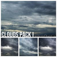 Clouds Pack I by empyreus-stock