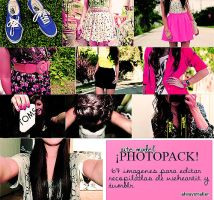 PHOTOPACK. by alwaysnialler