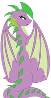 Adult Spike by tyler611