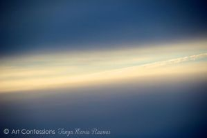 Sunset Offside by TanyaMarieReeves