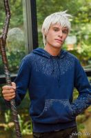 Cosplay Jack Frost by gustavo4444