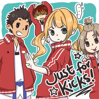 Just for Kicks! preview by 13462067