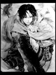 Levi, Shingeki no Kyojin fanart -copy- by shinta-sp