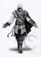 assasins creed by cherryclaires