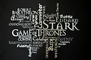 Game of Thrones by Dirionaro