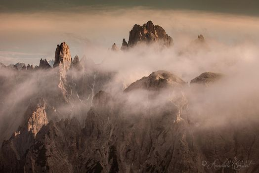 Dolomites by Annabelle-Chabert