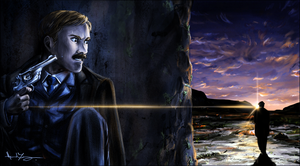 The Man on the Tor by nitefise